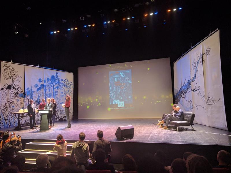 Die Gala zur Preisvergabe der Prix d'Angoulême (Foto: Ulli Lust)